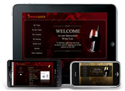 Bar Inventory Software iWineLists